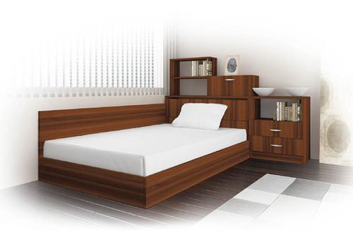 Легло СИТИ 7008 с етажерка