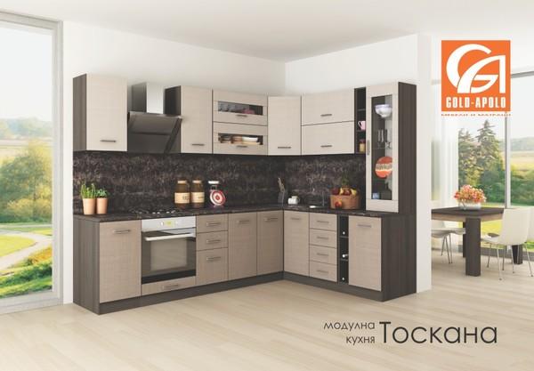 Модулна кухня Тоскана